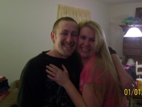 James X Rachel New Years 2009
