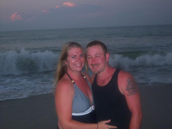 James X Rachel X Mytrle Beach 2008